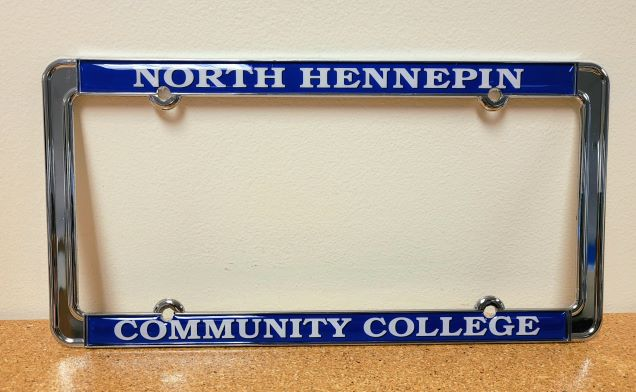 Image For NHCC LICENSE PLATE